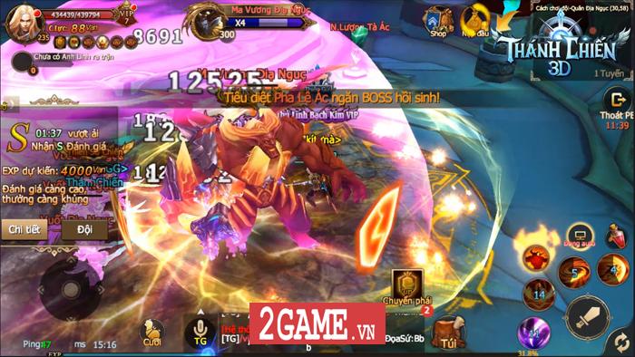 Thì ra Thánh Chiến 3D Mobile chính là phiên bản ngoại truyện của MU Online 2