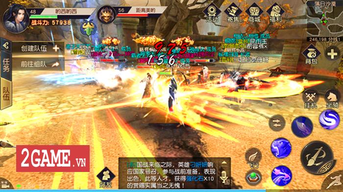Thêm 10 tựa game online mới cáu vừa cập bến làng game Việt 5