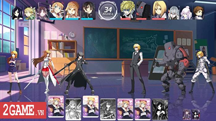 Game đấu tướng chất manga Dengeki Bunko: Crossing Void ra mắt thị trường Đông Nam Á 0