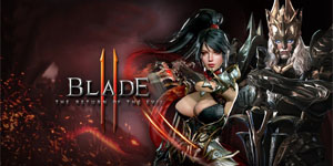 """""""Đặc sản"""" game hành động nổi tiếng xứ Hàn Blade II – The Return of Evil ra mắt bản quốc tế"""
