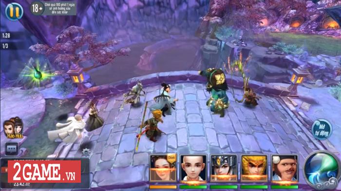Game mới Đấu Chiến Thần Mobile bất ngờ ra mắt game thủ Việt vào sáng mai 2