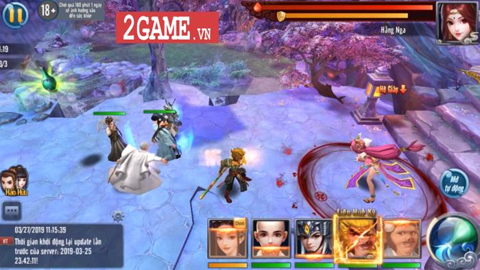 Game mới Đấu Chiến Thần Mobile bất ngờ ra mắt game thủ Việt vào sáng mai 3