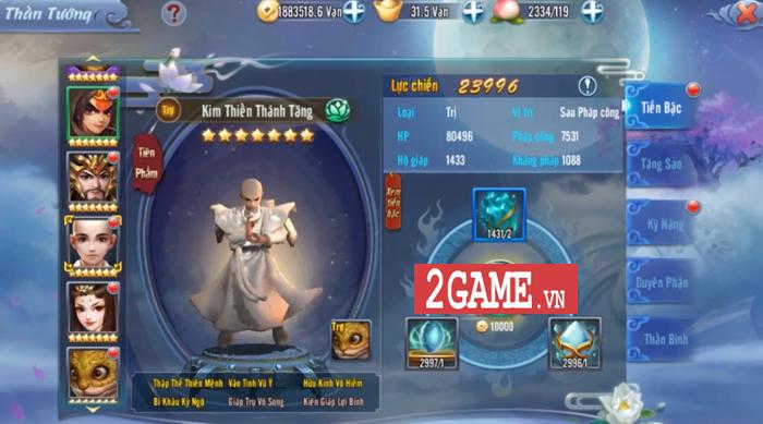 Game mới Đấu Chiến Thần Mobile bất ngờ ra mắt game thủ Việt vào sáng mai 5