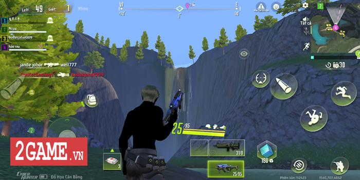 6 điểm bạn cần lưu ý nếu muốn chơi game Cyber Hunter tốt hơn! 0