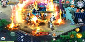 Game mới Ngự Linh Mobile về Việt Nam, mở ra chiến trường tiên hiệp vô cùng máu lửa