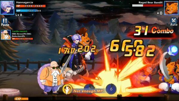 Bạn đã thử qua game nhập vai hành động đề tài Dragon Ball máu lửa nhất này chưa?! 0