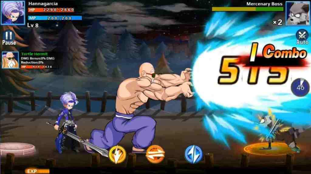 Bạn đã thử qua game nhập vai hành động đề tài Dragon Ball máu lửa nhất này chưa?! 1