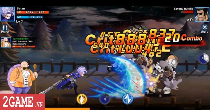 Bạn đã thử qua game nhập vai hành động đề tài Dragon Ball máu lửa nhất này chưa?! 3