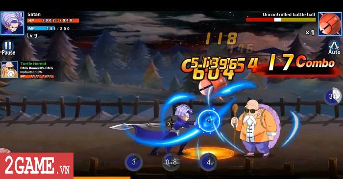 Bạn đã thử qua game nhập vai hành động đề tài Dragon Ball máu lửa nhất này chưa?! 5