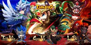 Game thẻ tướng siêu dễ thương Thần Long 3Q sắp được Funtap phát hành