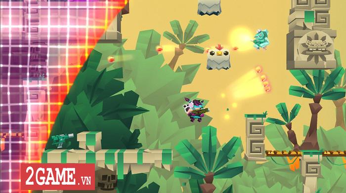 Bullet League - Game bắn súng sinh tồn kiểu màn hình ngang vô cùng mới lạ trên mobile 0