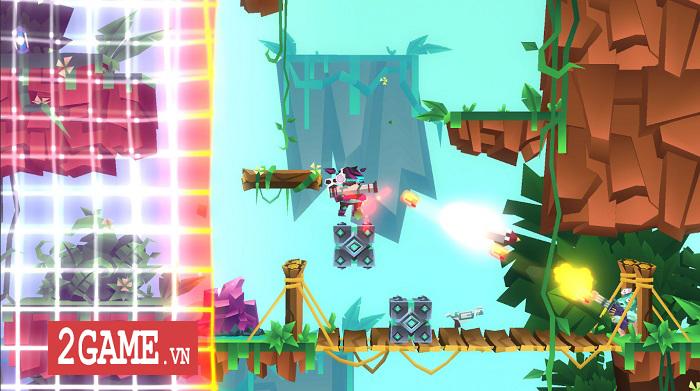 Bullet League - Game bắn súng sinh tồn kiểu màn hình ngang vô cùng mới lạ trên mobile 2