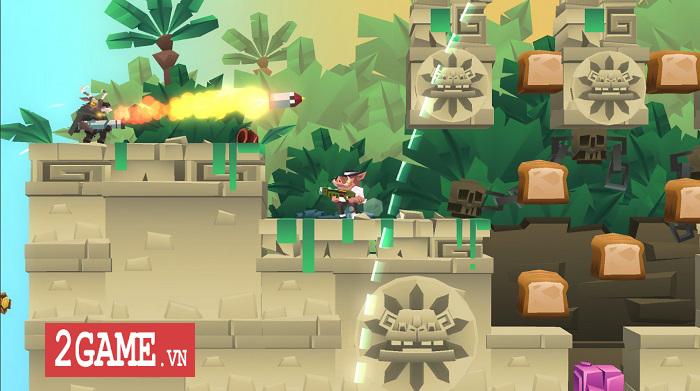 Bullet League - Game bắn súng sinh tồn kiểu màn hình ngang vô cùng mới lạ trên mobile 4