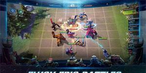 """Xuất hiện thêm game """"Cờ nhân phẩm"""" mới mang tên Arena of Evolution: Chess Heroes"""