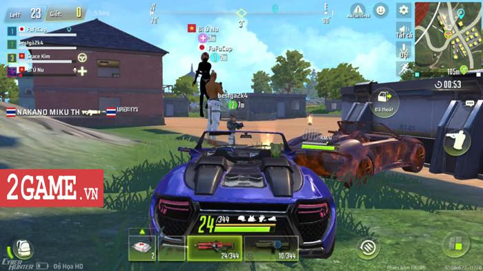 Game bắn súng sinh tồn Cyber Hunter và những điểm giống Fortnite đến lạ kỳ! 3