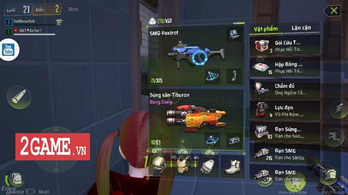 Game bắn súng sinh tồn Cyber Hunter và những điểm giống Fortnite đến lạ kỳ! 4
