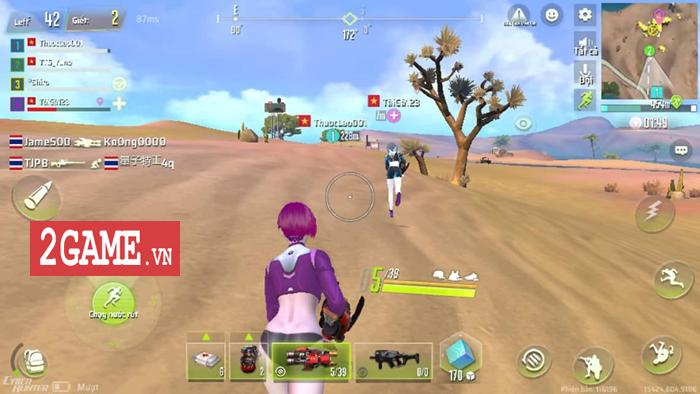 Game bắn súng sinh tồn Cyber Hunter và những điểm giống Fortnite đến lạ kỳ! 0