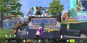 Game bắn súng sinh tồn Cyber Hunter và những điểm giống Fortnite đến lạ kỳ!