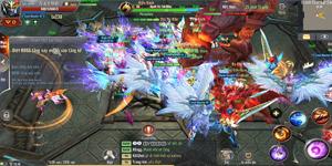 Hàng loạt hình ảnh đẹp về tình anh em trong Guild được game thủ MU Awaken VNG chia sẻ dồn dập