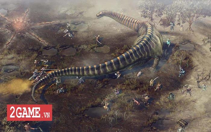 Durango: Wild Lands - Game nhập vai viễn tưởng kết hợp sinh tồn ra mắt bản tiếng Anh 5