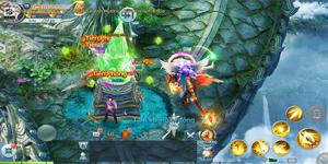 Đếm ngược ngày ra mắt game tiên hiệp Ngự Linh Mobile