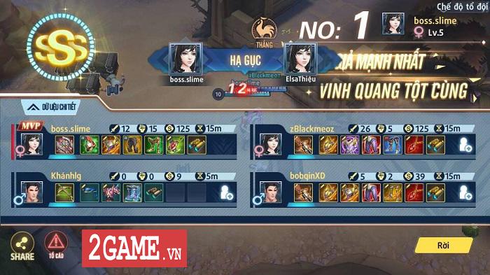 Game thủ Survival Heroes Việt Nam đua nhau lập Team, dựng Clan 5