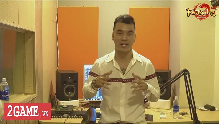 Ca sỹ Ưng Hoàng Phúc hóa thân thành Kiều Phong trong game Tân Thiên Long Mobile VNG 4