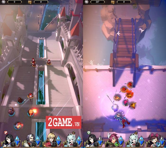 TOP 11 Game mobile màn hình dọc sở hữu hình đẹp lối chơi hay ho 8