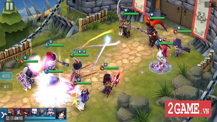 Thần Long 3Q Mobile xây dựng hệ thống nhân vật đa dạng về chủng loại lẫn hệ tướng 2