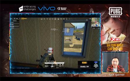 Tóm tắt ván đấu game 1 trong khuôn khổ giải chung kết PUBG Mobile Việt Nam