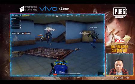 Tóm tắt ván đấu game 2 trong khuôn khổ giải chung kết PUBG Mobile Việt Nam