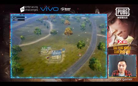 Tóm tắt ván đấu game 3 trong khuôn khổ giải chung kết PUBG Mobile Việt Nam