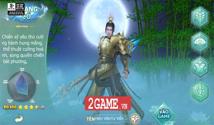 Game nhập vai tiên hiệp Tam Sinh Kiếp Mobile cập bến làng game Việt 0