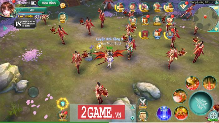 Game nhập vai tiên hiệp Tam Sinh Kiếp Mobile cập bến làng game Việt 1