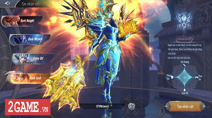 Chúa Tể Thức Tỉnh khiến hơn 50% game thủ MU Awaken VNG tái xuất cùng Dark Lord 0