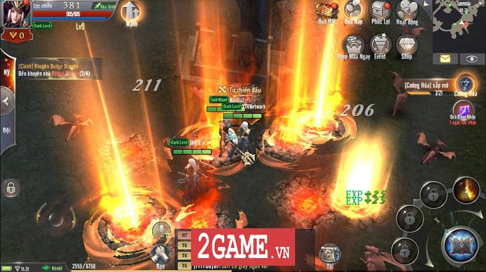 Chúa Tể Thức Tỉnh khiến hơn 50% game thủ MU Awaken VNG tái xuất cùng Dark Lord 1
