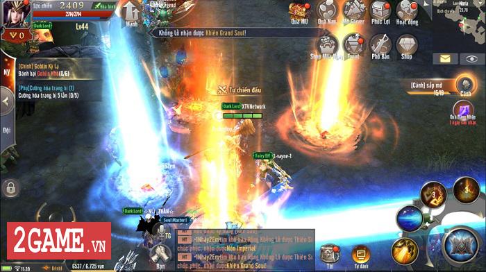 Chúa Tể Thức Tỉnh khiến hơn 50% game thủ MU Awaken VNG tái xuất cùng Dark Lord 4