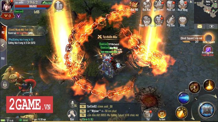 Chúa Tể Thức Tỉnh khiến hơn 50% game thủ MU Awaken VNG tái xuất cùng Dark Lord 6