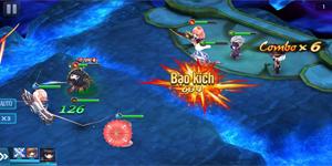 Thần Long 3Q Mobile gây ấn tượng mạnh với phần đồ họa chibi được đầu tư kĩ lưỡng
