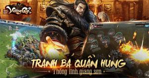 Tam Quốc Vương Giả Mobile tiếp tục quy tụ các tay chơi game chiến thuật lão làng đổ về chinh chiến