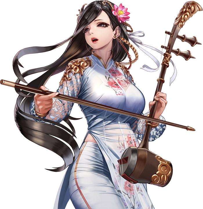 Game đấu thẻ tướng Final Blade Mobile cập nhật tướng mới mang đậm bản sắc Việt Nam 1