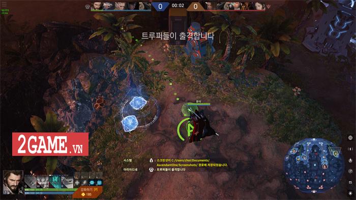 Game MOBA chất lượng đỉnh cao nhất của người Hàn - Ascendant One dự kiến ra mắt bản quốc tế 1