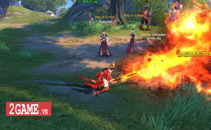 Việc hoán đổi vũ khí khi chiến đấu sẽ là ưu điểm nổi bật nhất của Đao Kiếm Vô Song Mobile 0
