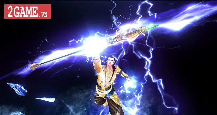 Việc hoán đổi vũ khí khi chiến đấu sẽ là ưu điểm nổi bật nhất của Đao Kiếm Vô Song Mobile 2