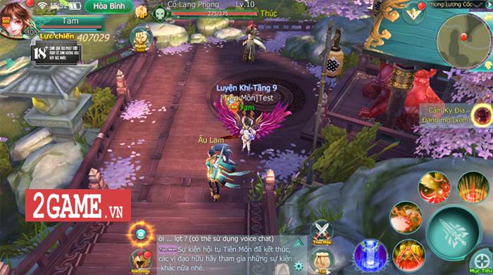 Tam Sinh Kiếp Mobile - Game nhập vai chuẩn cày cuốc dành cho tín đồ game Tiên hiệp 1
