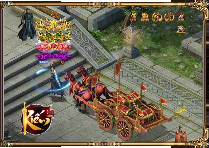 Kiếm Định Thiên Hạ – Webgame nhập vai kiếm hiệp lột tả khí chất hành hiệp trượng nghĩa 3