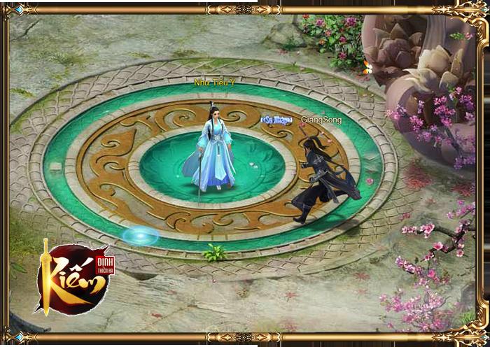 Kiếm Định Thiên Hạ – Webgame nhập vai kiếm hiệp lột tả khí chất hành hiệp trượng nghĩa 1