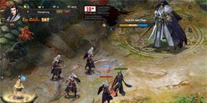 Kiếm Định Thiên Hạ – Webgame nhập vai kiếm hiệp lột tả khí chất hành hiệp trượng nghĩa