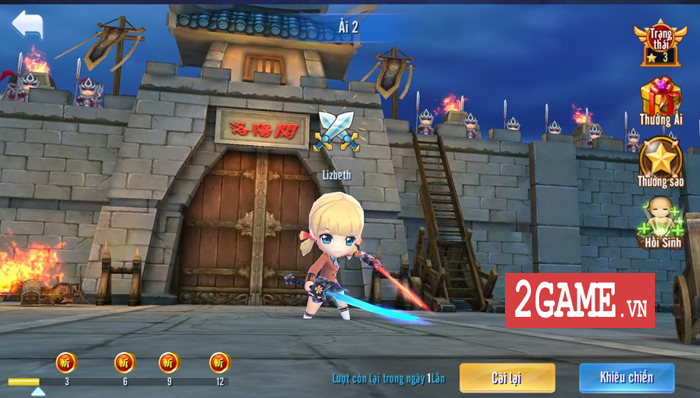 Tặng 555 giftcode game Thần Long 3Q Mobile 2