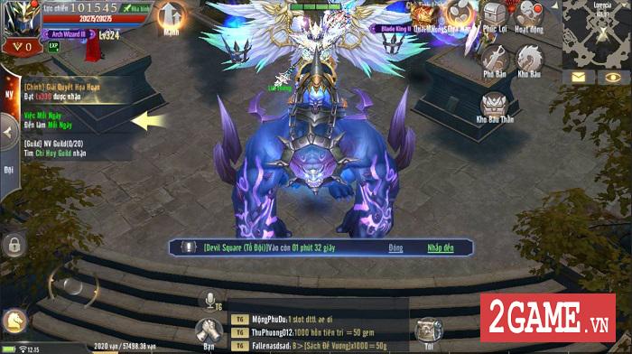 Hàng loạt game thủ MU Awaken VNG đăng đàn